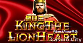 King the Lion Heart Stand Alone Slot