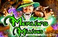 Merlin's Millions with Superbet Slot