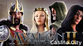 Avalon II: The Quest For The Grail Slot