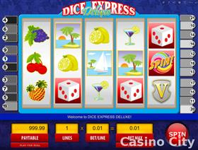 Dice Express Deluxe  Slot