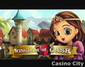 Kingdom of Cash Super Jackpot Slot