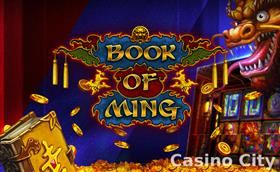 Book of Ming Slot