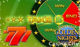 Take 5: Golden Nights Slot