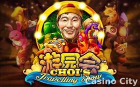 Choi's Travelling Show Slot