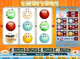 Emotions Slot