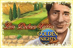 La Dolce Vita: Golden Nights Slot