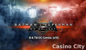 Batman v Superman: Dawn of Justice Slot