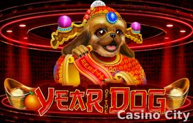 Year of the Dog Slot