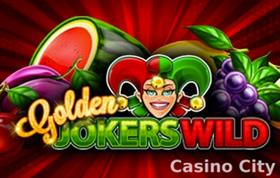 Golden Jokers Wild Slot