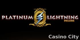Platinum Lightning Deluxe Slot