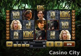 Kong: The 8th Wonder of the World Slot