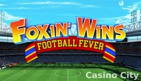 Foxin' Wins: Football Fever Slot