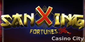 Sanxing Fortunes Slot