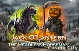 Jack O'Lantern vs The Headless Horseman Slot
