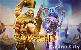 Fortunes of Asgard Slot