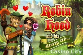 Robin Hood and his Merry Wins Slot