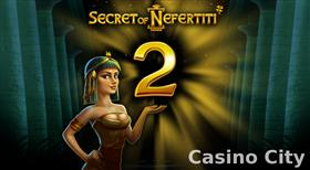 Secret of Nefertiti 2 Slot