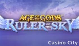 Age of the Gods: Ruler of the Sky Slot