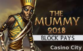The Mummy 2018: Block Pays Slot