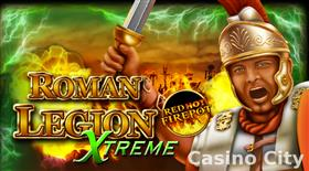 Roman Legion Xtreme - Red Hot Fire Pot Slot