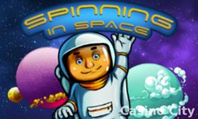 Spinning in Space Slot