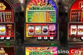 Fruit Salad Jackpot Slot