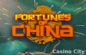 Fortunes of China Slot