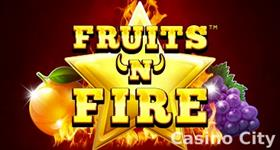 Fruits'n'Fire Slot