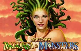 Age of the Gods: Medusa & Monsters Slot