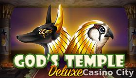 God's Temple Deluxe Slot