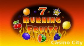 Burning Fruits Slot
