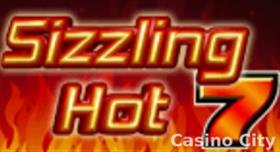 sizzling 7 slot
