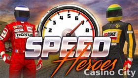 Speed Heroes Slot