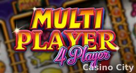 Multi Player 4 Player Slot