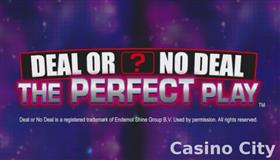 Deal or No Deal: The Perfect Play Slot