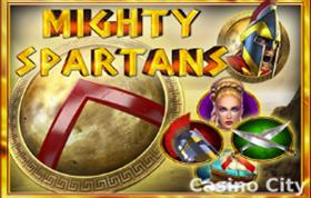 Mighty Spartans Slot