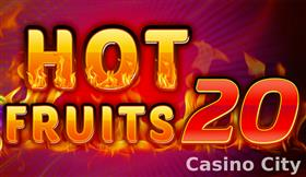 Hot Fruits 20 Slot