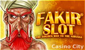 Fakir Slot: The Golden Way To The Nirvana Slot