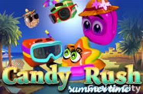 Candy Rush Summer Time Slot