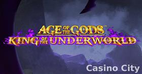 Age of the Gods: King of the Underworld Slot