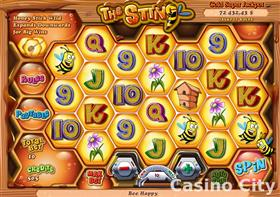 The Sting Slot