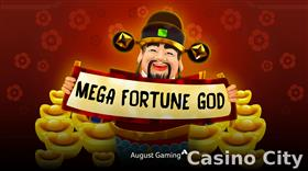 Mega Fortune God Slot