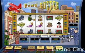 Bank Buster Slot