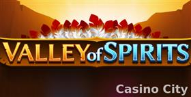 Valley of Spirits Slot