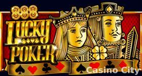 Lucky Poker Online Casino Slot Game