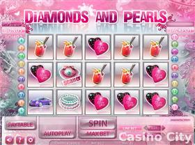 Diamonds and Pearls Slot