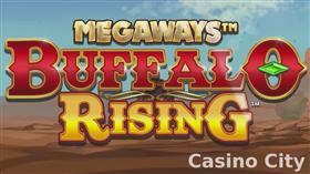 Buffalo Rising Megaways Online Casino Slot Game