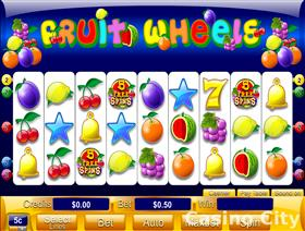Fruit Wheels Slot