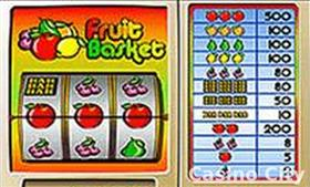Fruit Basket Slot