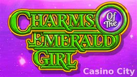 Charms of the Emerald Girl Slot